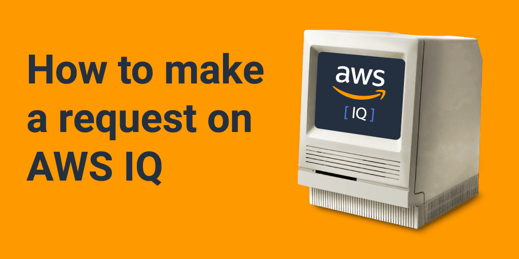 How to post a Request on AWS IQ