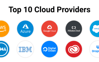 Top 10 Cloud Providers (2021 Edition)