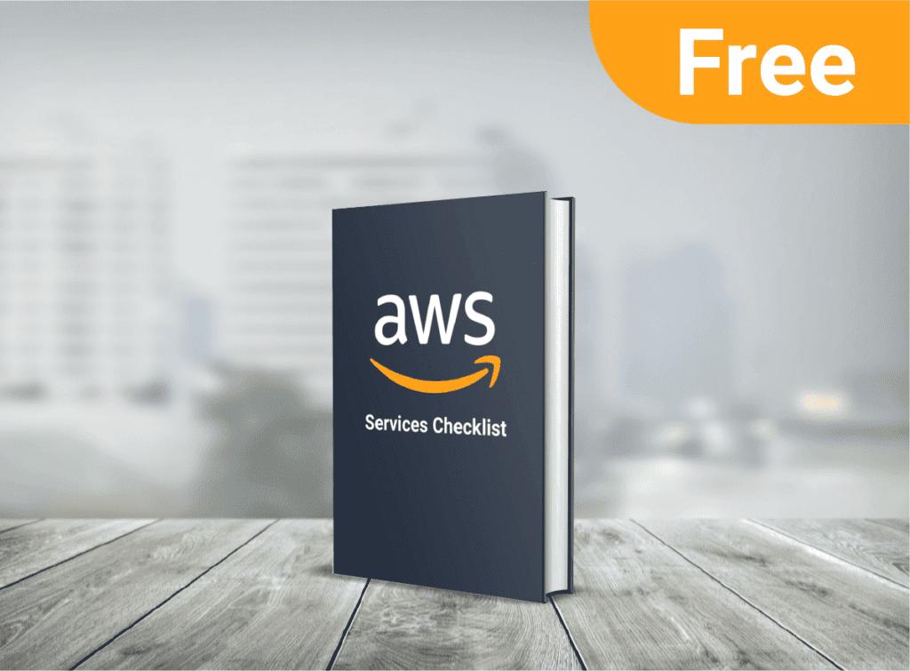 AWS Services Checklist Ebook